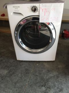 Frigidaire affinity front load washer