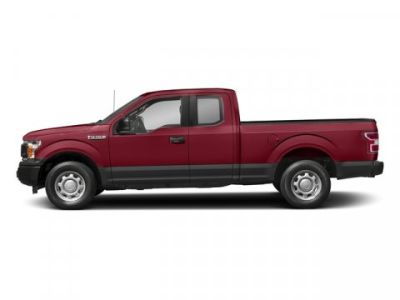 2018 Ford F-150 XLT (Ruby Red Metallic Tinted Clearcoat)
