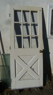 Used Doors Exterior Door