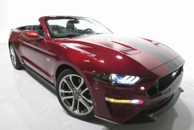 2018 Ford Mustang GT Premium (Ruby Red Metallic Tinted Clearcoat)