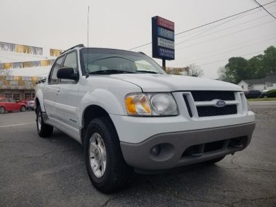 2001 Ford Explorer Sport Trac Base (WHI)
