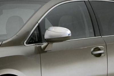 Sell SES Trims TI-MC-148F Toyota Venza Mirror Covers SUV Chrome Trim 3M Brand New motorcycle in Bowie, Maryland, US, for US $66.00