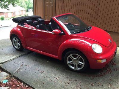 2005 Volkswagen Beetle-New GLS