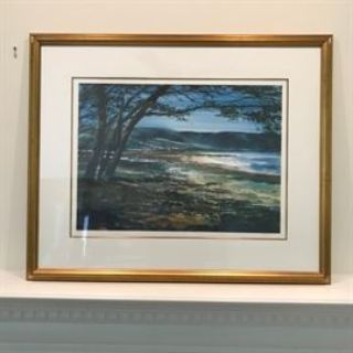 Online Art Auction for Living Estate in Concord by Caring Transitions - Ends 5/8!