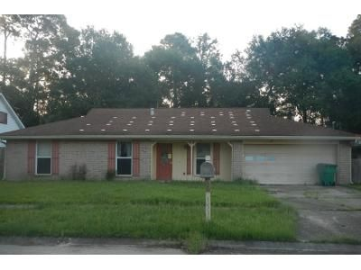 Preforeclosure Property in Slidell, LA 70458 - Queens Dr