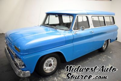 1964 GMC Carryall 'Suburban'