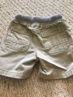 Cat and Jack toddler boys size 2t shorts, ppu only