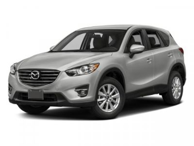 2016 Mazda CX-5 Touring (Jet Black Mica)