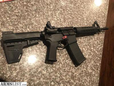 "For Sale: AR-15 Pistol 11.5"""