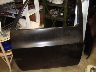 Sell 1976-87 Chevy Pickup GM NOS Door Drivers Side motorcycle in Boynton Beach, Florida, US, for US $400.00