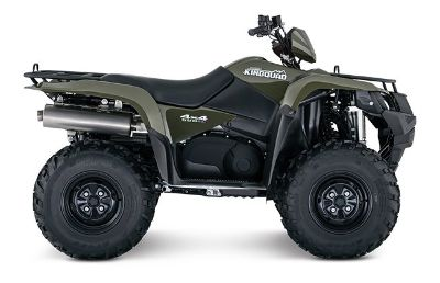 2018 Suzuki KingQuad 500AXi Power Steering Utility ATVs Jamestown, NY