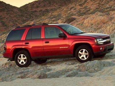 2004 Chevrolet Trailblazer LS (Dark Gray Metallic)