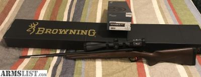 For Sale: Browning X-Bolt Hunter NIB