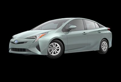 2018 Toyota Prius One (Sea Glass Pearl)