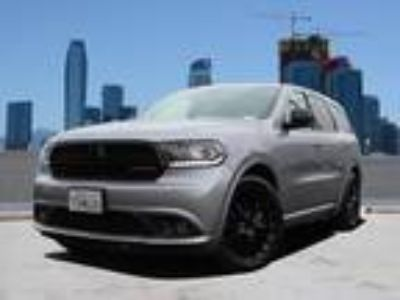 Used 2016 Dodge Durango Billet Silver Metallic Clearcoat, 52.9K miles