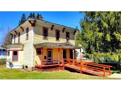 3 Bed 2 Bath Foreclosure Property in Friendship, NY 14739 - W Main St