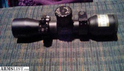 For Sale: P-223 Nikon ar optic