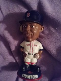 Carl Crawford bobble head Collectible