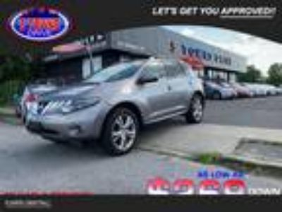 $6340.00 2010 Nissan Murano with 119978 miles!