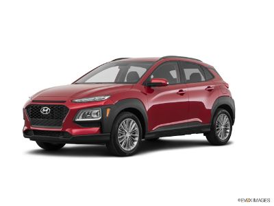 2018 Hyundai KONA SEL (Pulse Red)