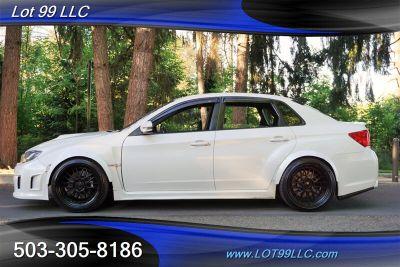 2012 Subaru Impreza WRX STI (White)