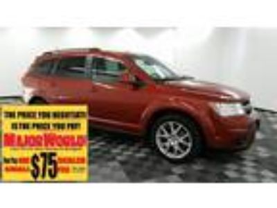 $13900.00 2014 Dodge Journey with 47344 miles!