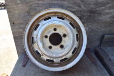 Porsche 911 912 Lemmerz Wheel Date Stamped 3/64