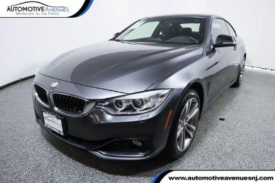 2015 BMW 4 Series (Mineral Gray Metallic)