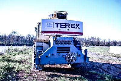 2008 Terex RT 555
