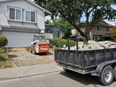 Residential -  Driveway - Patio - Sidewalk - Demolition / Removal