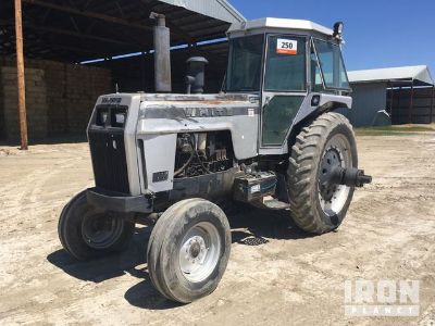 White 255-24327 2WD Tractor