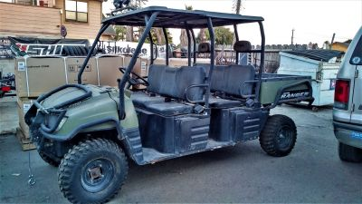 2009 Polaris Ranger Crew Side x Side Utility Vehicles Salinas, CA