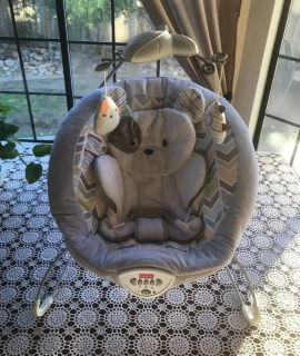 Fisher Price Musical Baby Bouncer