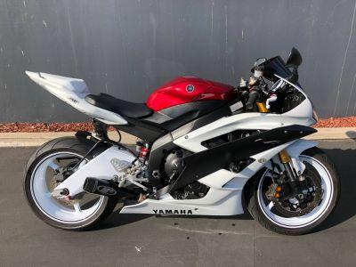 2007 Yamaha YZF-R6 SuperSport Motorcycles Chula Vista, CA