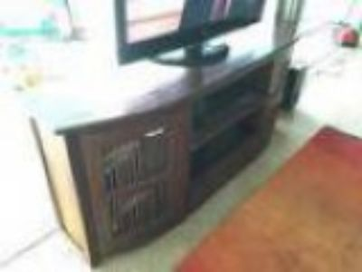Buffet teak tv cabinet
