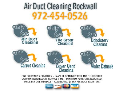 Air Duct Cleaning Rockwall Texas