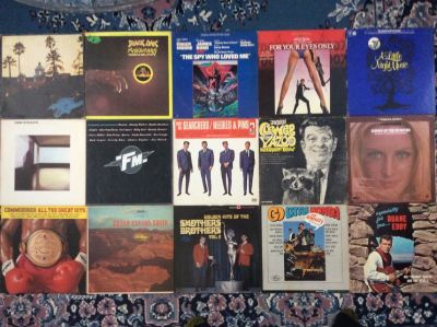 Record/LPs: Pick Again