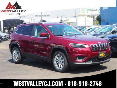 2019 Jeep Cherokee Latitude (Velvet)