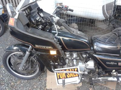 1981 Honda GOLD WING 1100