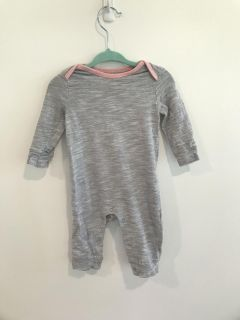Old Navy Footless Body Suit 3-6 Mo