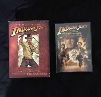 Indiana Jones Saga 1-4