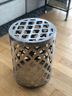 World Market Metal End Table