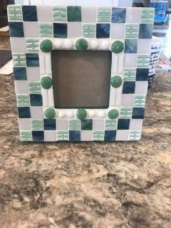 4x4 Mosaic Picture Frame