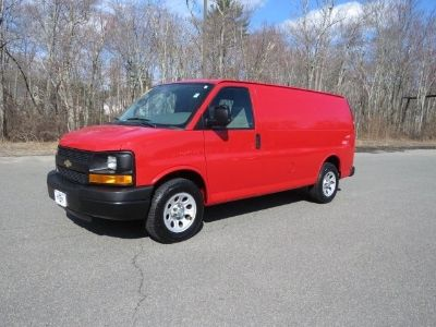 2010 Chevrolet Express 1500 Work Van