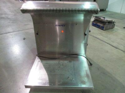 "Equipex S/S 26"" Countertop Exhaust Hood RTR#8021863-13"