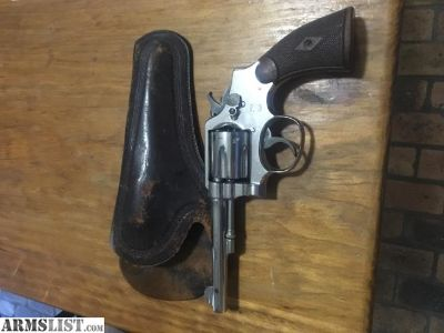 For Sale/Trade: 1926 S&w model 1905 .38 special