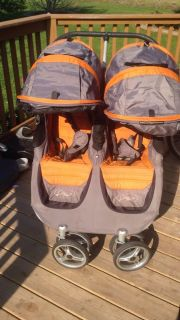 City Mini Double stroller GREAT condition
