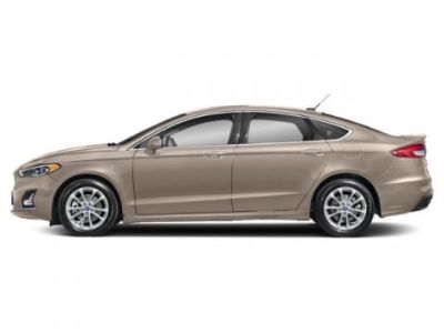2019 Ford Fusion Energi Titanium (White Gold Metallic)