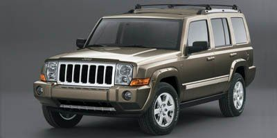 2006 Jeep Commander Limited (Black)