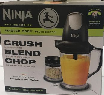 Food Processor and Blender 2 in 1